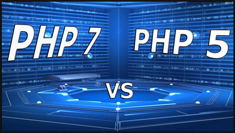 آپدیت php 5.6 و 7.0