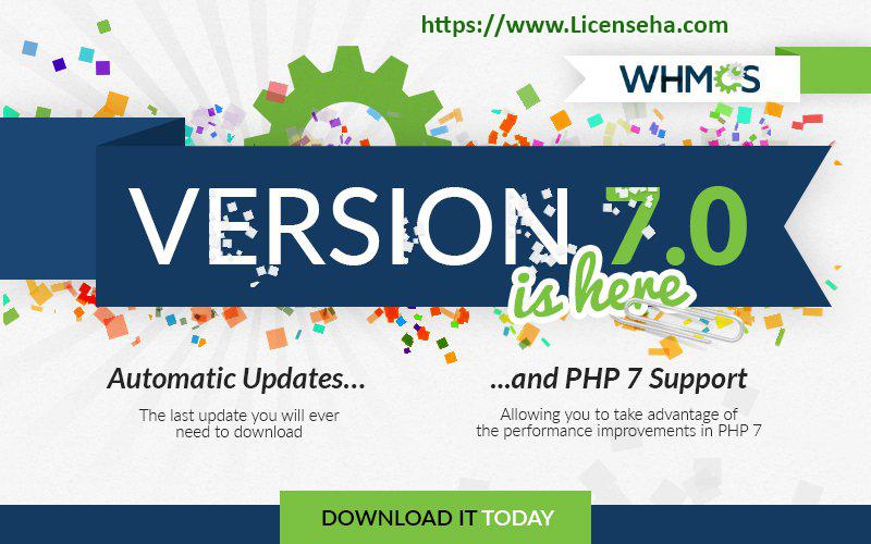 نسخه آزمایشی3 (بتا3) WHMCS7 انتشار داده شد