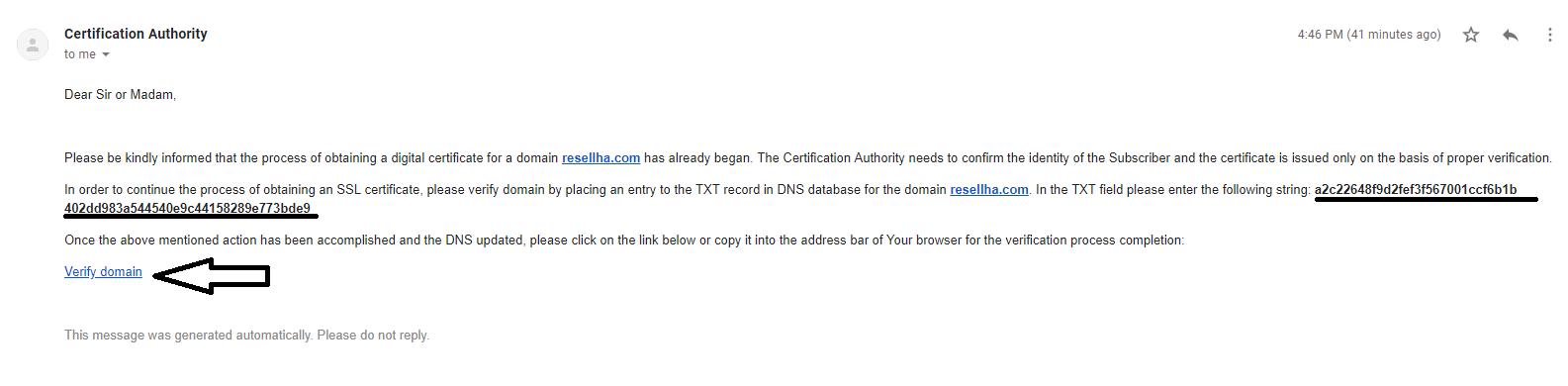 خرید و فعال سازی گواهی SSL دامنه های ir
